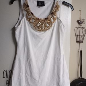 Woman's Sleeveless Top